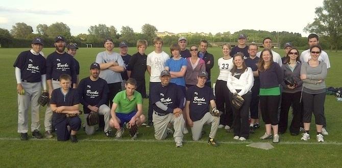 Milton Keynes Baseball & Softball AGM (4/4)