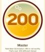 200 Unique Ales down, many more tocome!