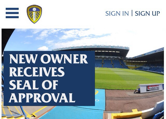 Cellino finally takes control at Leeds United