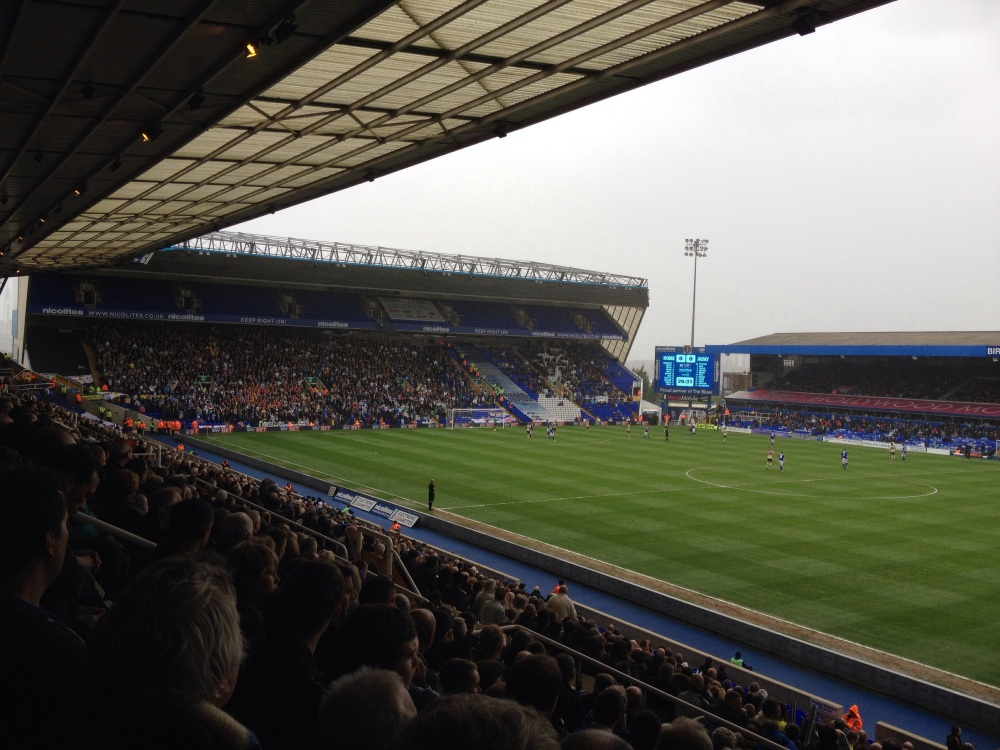 Blues Beaten with Relegation Consequences (2/3)