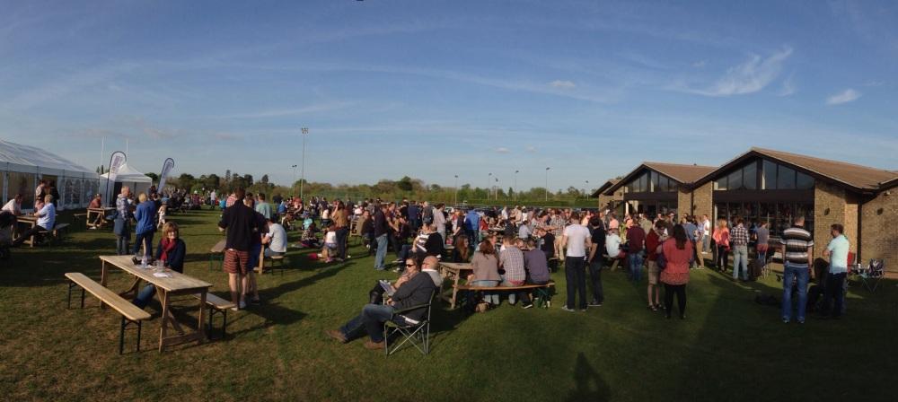 Towcester Beer Festival 2014 (2/4)
