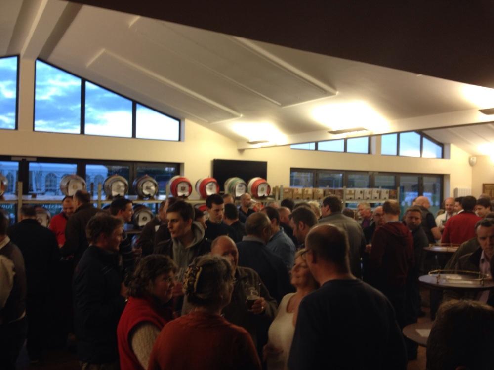 Towcester Beer Festival 2014 (1/4)