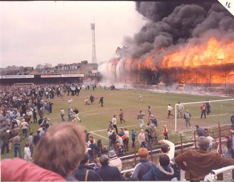 Tragedy at Valley Parade (1/2)