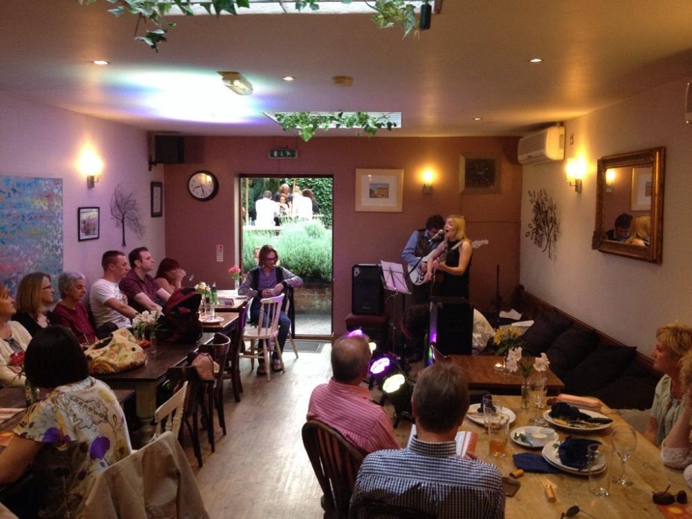 Midsummer Music 2014 in Towcester (3/4)